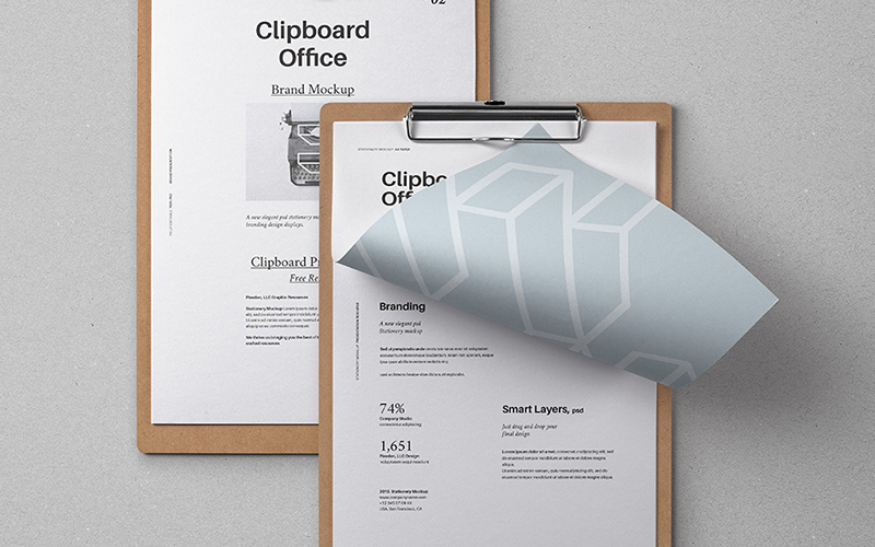 THE CLIPBOARD